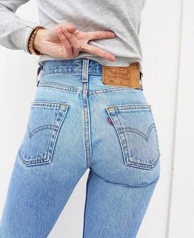 Levis 501 vintage levis | Levi jeans women, Levi jeans