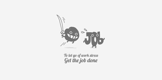 Get the job done.....