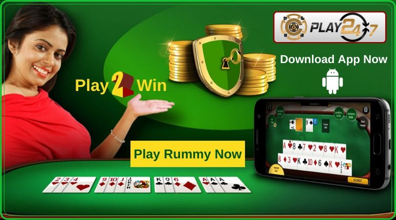Love Rummy? Download the Play24x7games Rummy App Now in