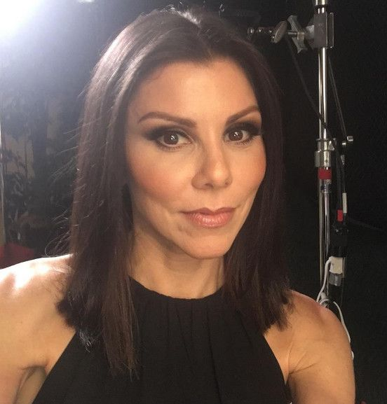 Heather Dubrow Dishes New Season Real Housewives Of Orange County Hair Color Hair Heathers