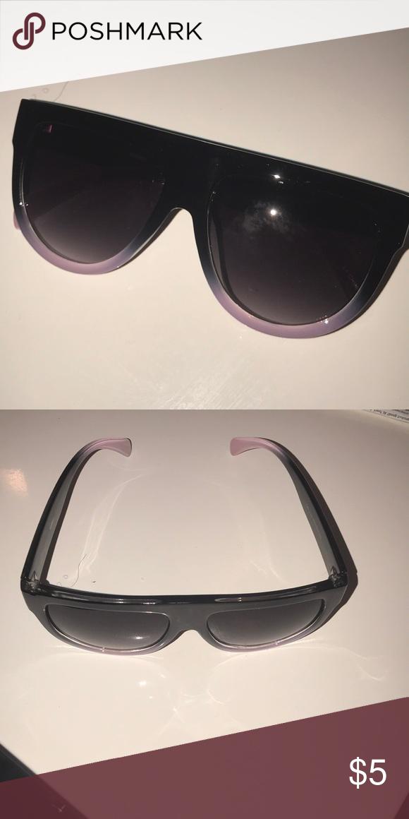 451cf4f3d586 Black and purple sunglasses Black and purple sunglasses Accessories  Sunglasses