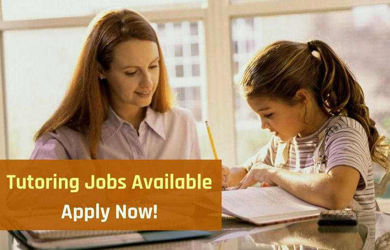 Find Part Time Or Full Time Tutoring Jobs For Popular Subjects