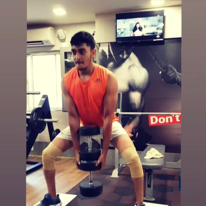 Sumo squats are one of the best exercise for inner thigh, keep your feet slightly elevated to increa...