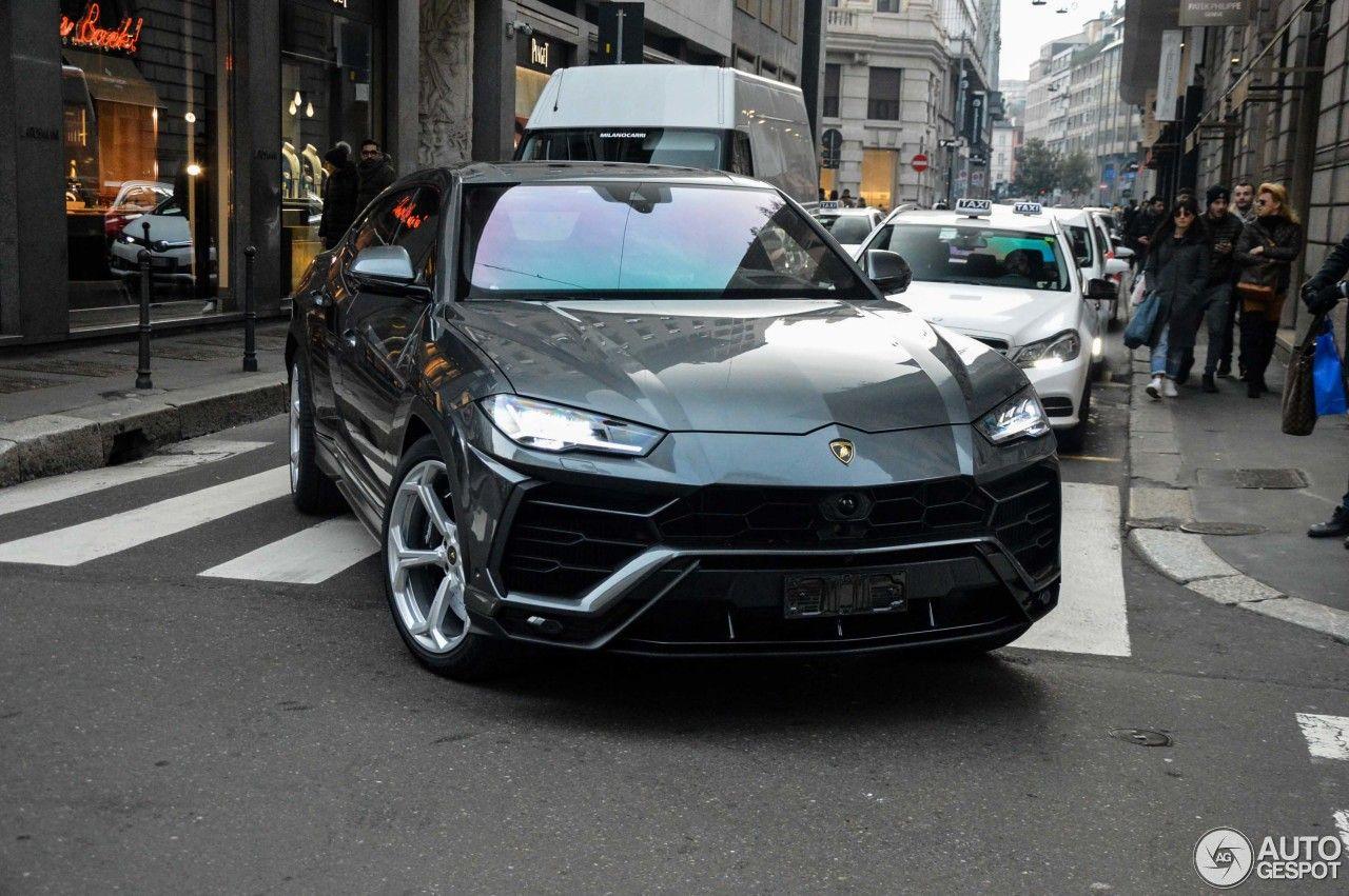 Lamborghini Urus 7 Auto Moto Voiture Automobile Et Vehicule