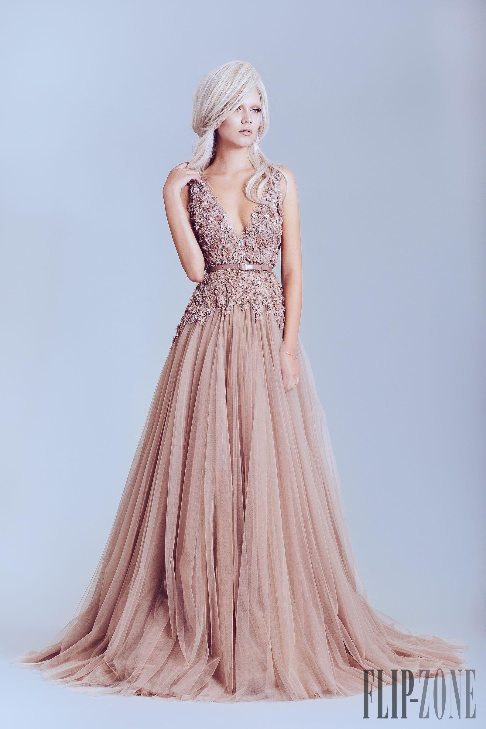 Blush Bridesmaids Dresses 2015
