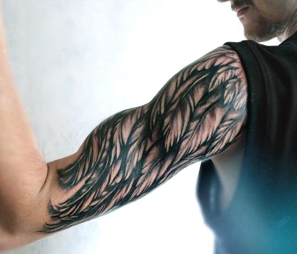 Top 100 Best Wing Tattoos For Men Designs That Elevate Tattoos