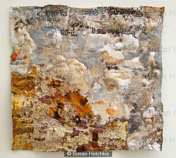 Sue Hotchkis textiles designer Contemporary textile design Abstract art