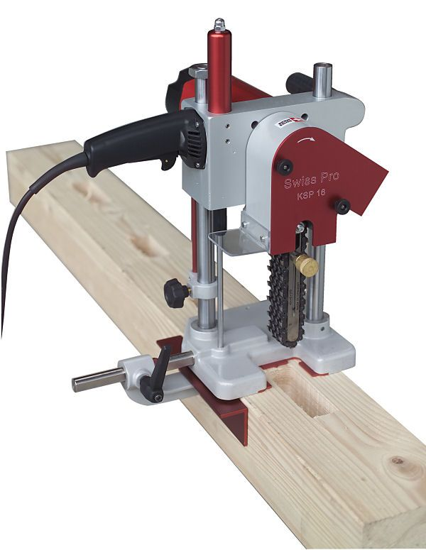 Swisspro Chain Mortiser Tools Joinery Tools Carpentry Tools
