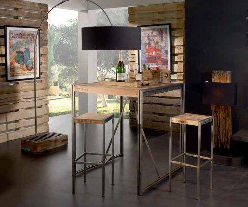 Taburete de cocina urban decoraci n beltr n http www - Taburetes de cocina amazon ...
