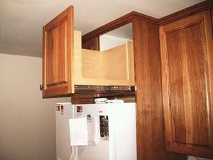 9 Best Over Refrigerator Storage Images On Pinterest | Fridge Storage,  Kitchen Ideas And Refrigerator Storage