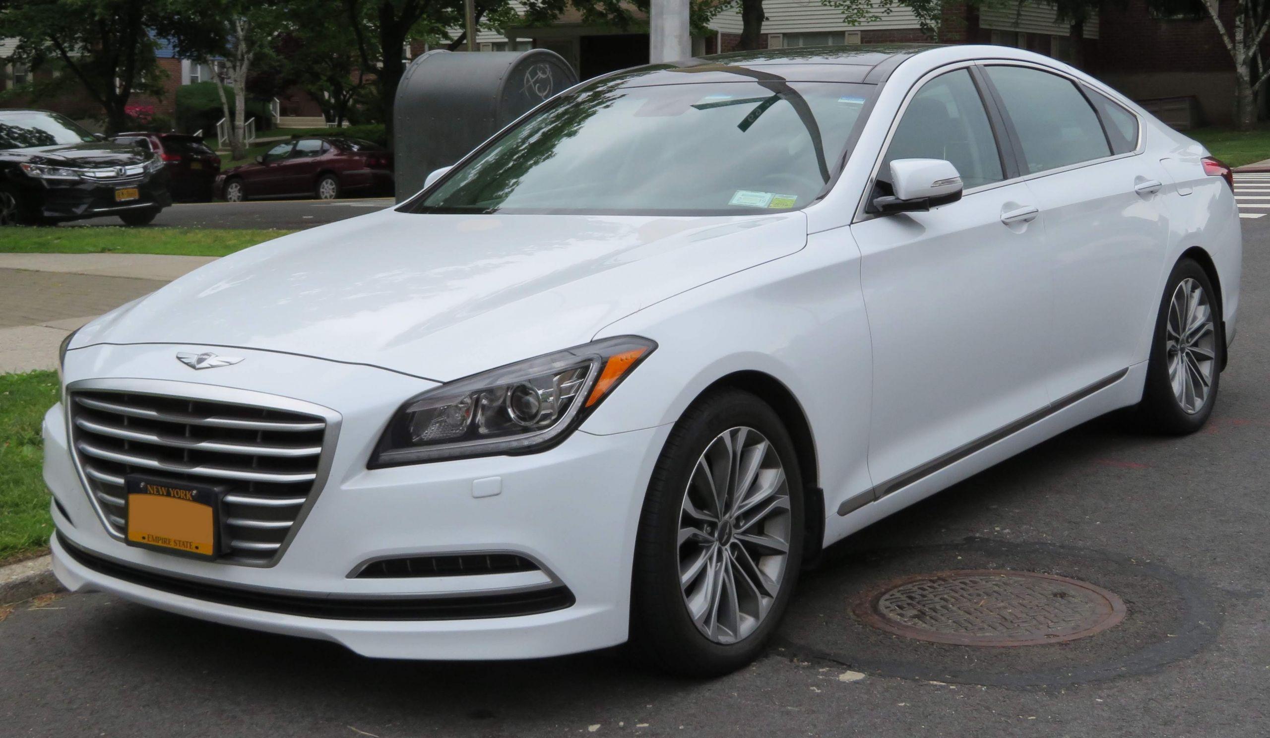 2020 Hyundai Genesis Coupe V8 Price and Review