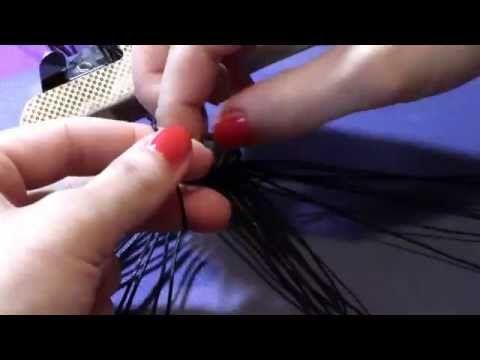 How to Make a Macrame Ring - Macramé Tutorial [DIY]