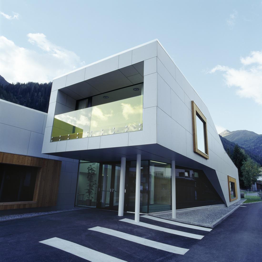 KIGA, © Hertha Hurnaus & AllesWirdGut Architektur