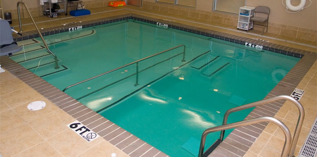 Memphis Pool | Therapy Pools | Getwell, TN | Memphis, TN ...