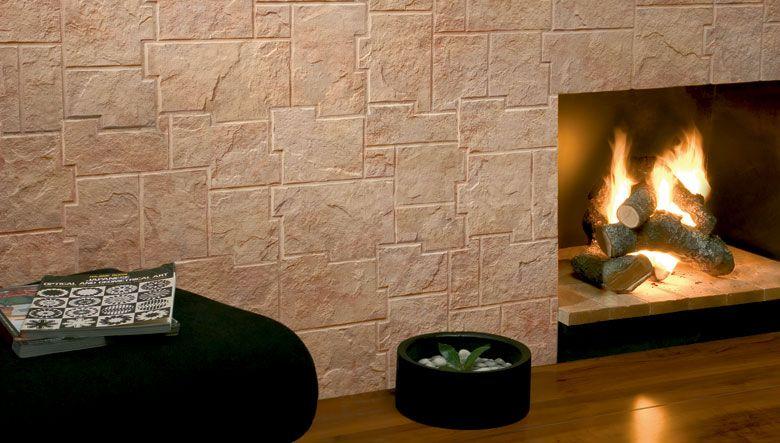 Texturas en paredes rusticas revestimientos de paredes for Piedra revestimiento pared