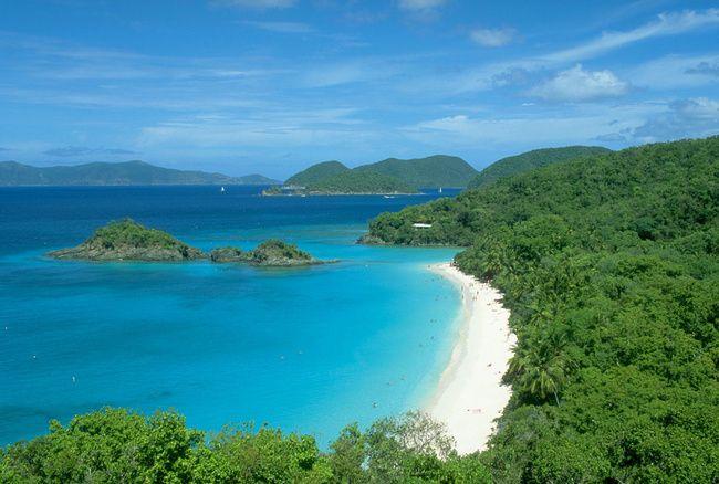 #BePresent Parque Nacional Islas Vírgenes.