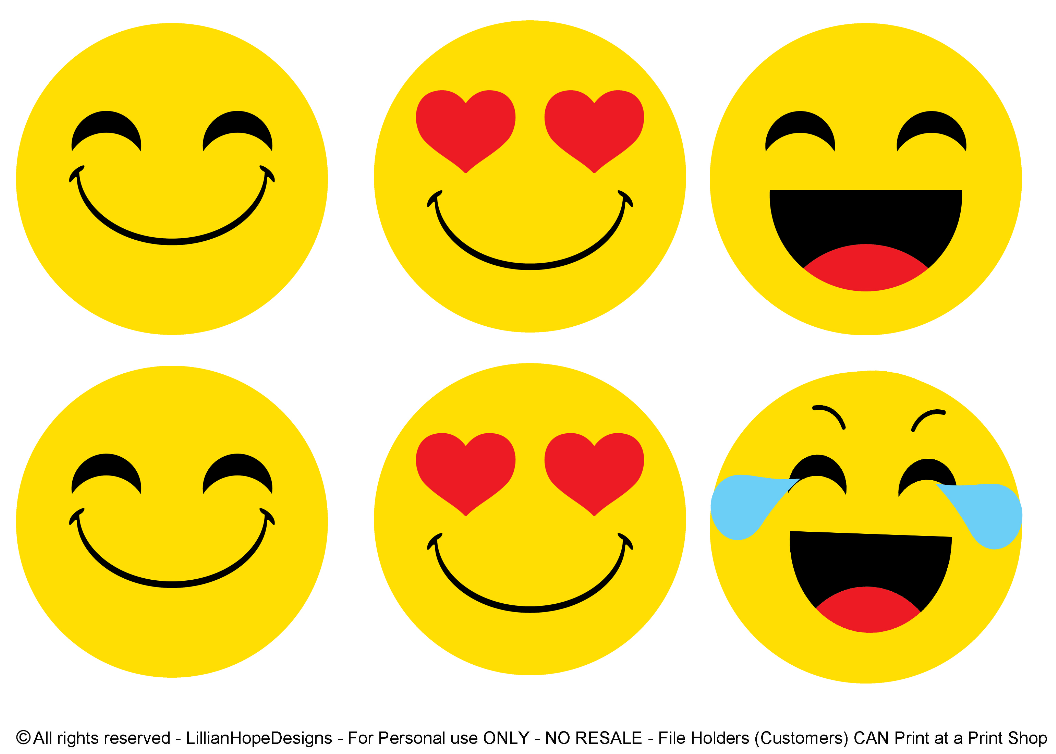 for Free emoji templates