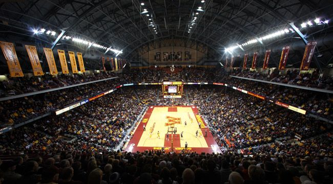 University Of Minnesota Official Athletic Site Facilities University Of Minnesota St Paul Minnesota Gopher Basketball