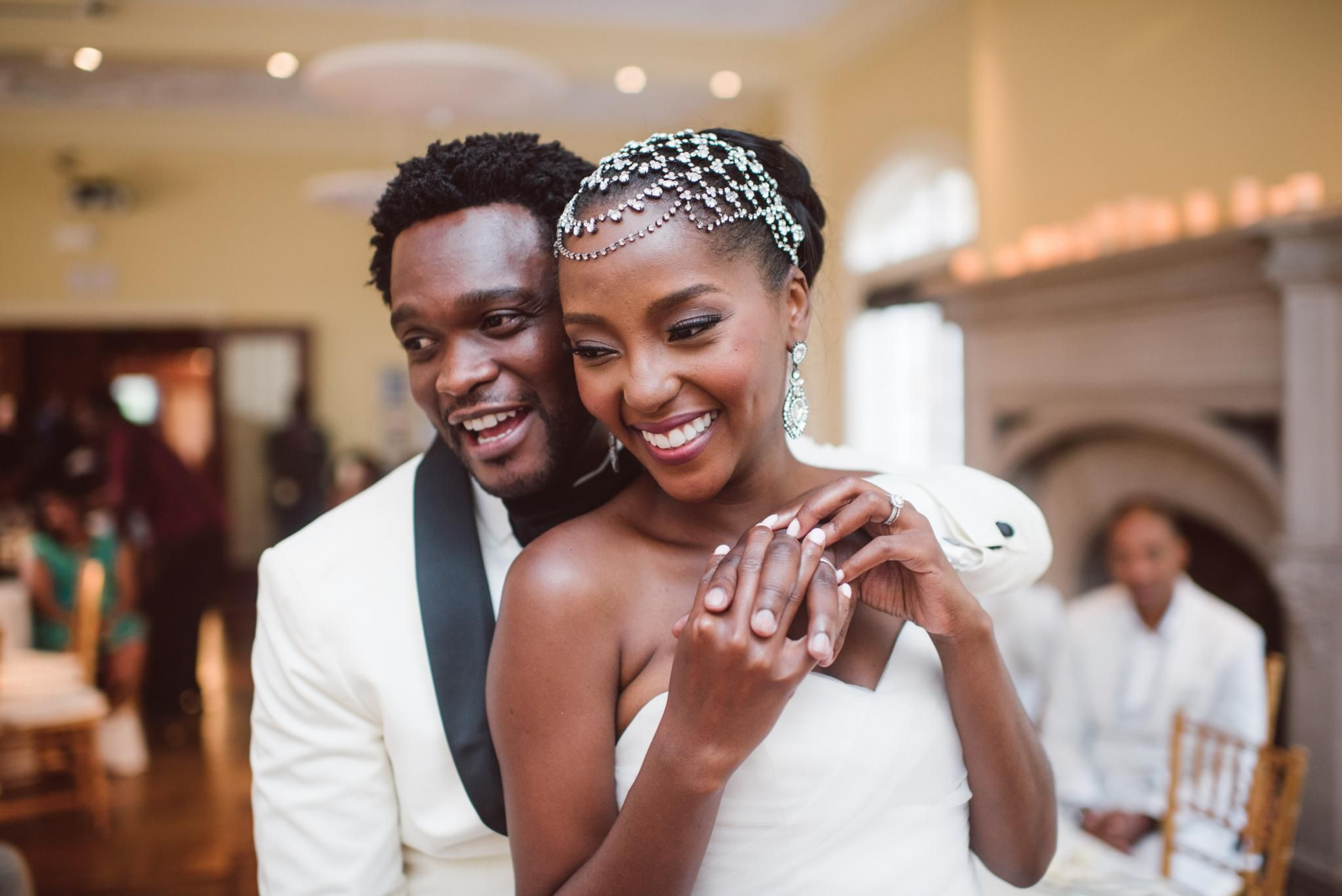 Bridal Bliss Awards These Weddings Packed The Most Wow This Year Essence Magazine Wedding And