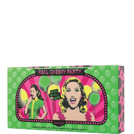 """BENEFIT"" Benefit REAL Cheeky Party Limited Edition Christmas Set at Brown Thomas"