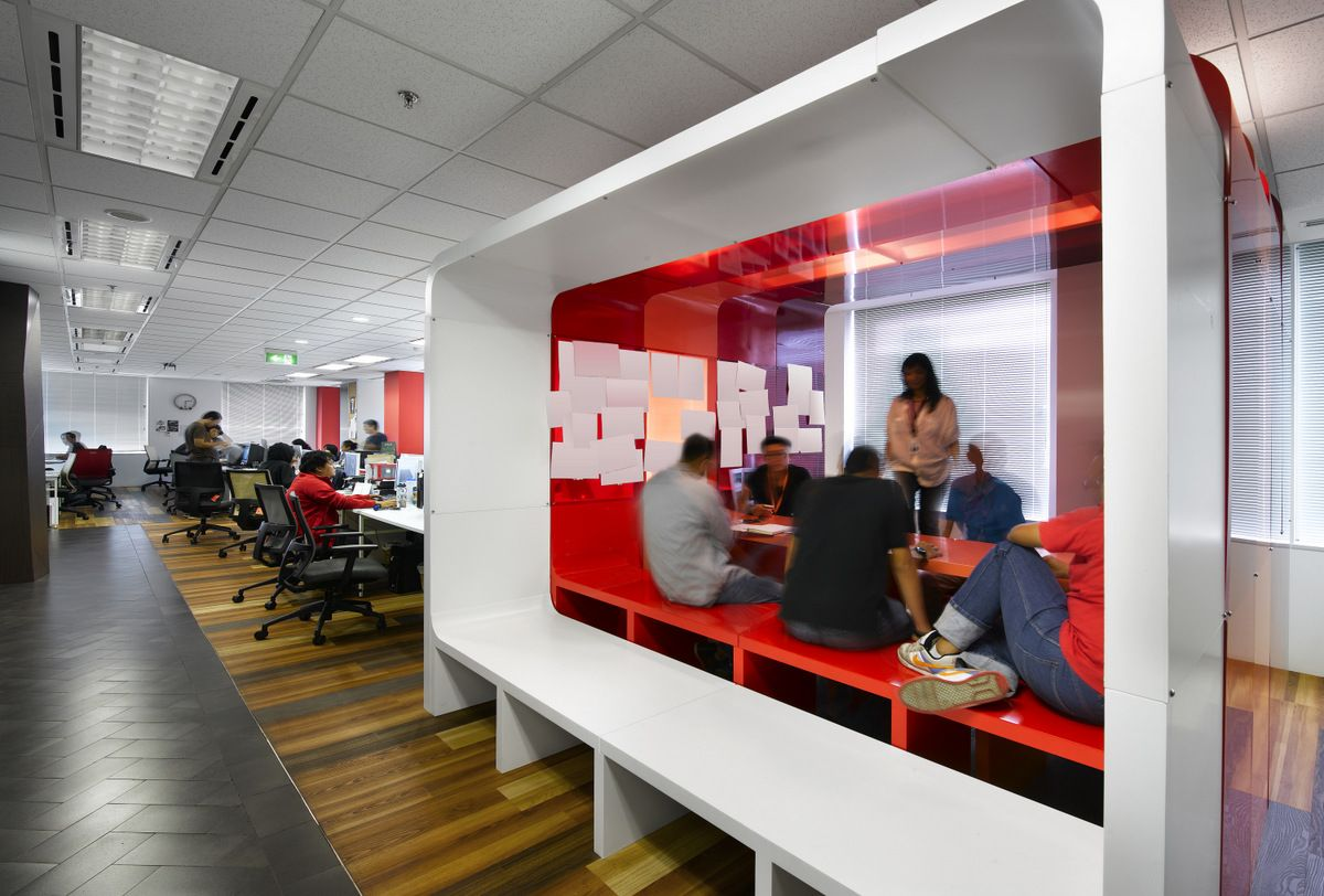 Office Tour: Ogilvy & Mather Offices  Jakarta | offices ...
