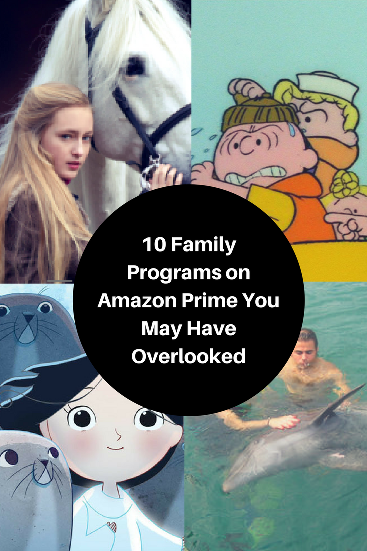 10 Family Programs on Amazon Prime You May Have Overlooked