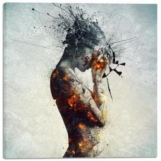 'Deliberation' by Mario Sanchez Nevado Wall Art