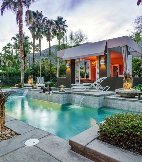 You Can Now Rent Elizabeth Taylor's Palm Springs Home