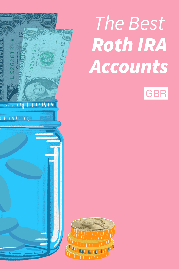 The 8 Best Roth IRA Providers With Low Fees and Great
