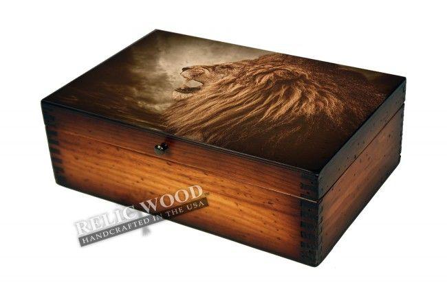 Lions-Roar-Wooden-Memory-Box