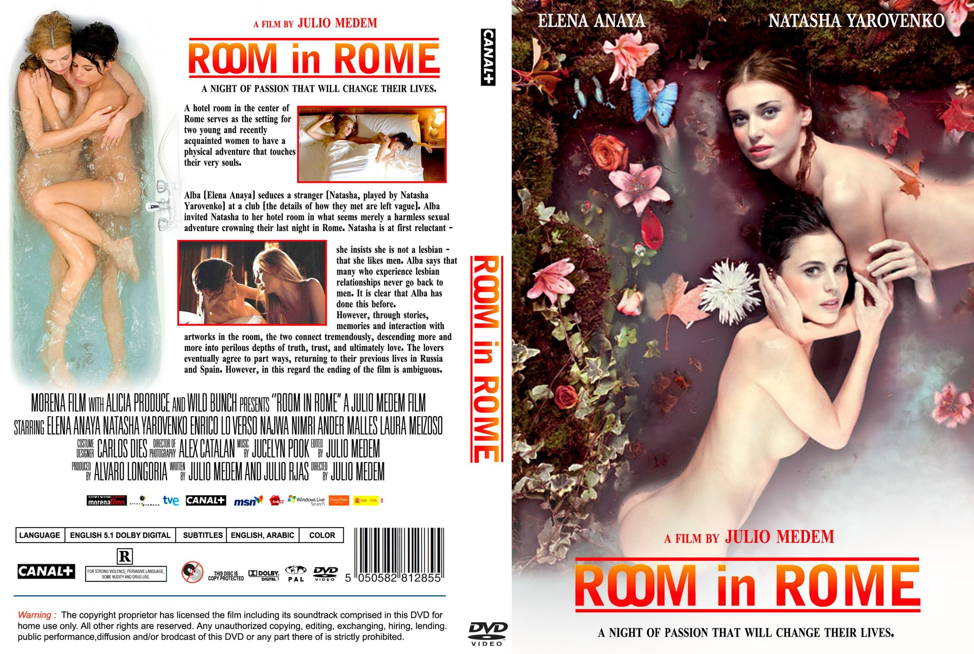 Room In Rome 2010 720p Brrip Movies Rome Life