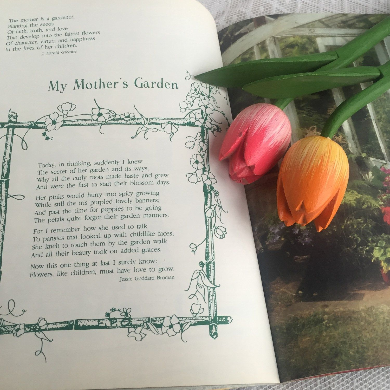 Vintage Ideals Magazine Mother\'s Day Issue April 1981 / Poetry ...