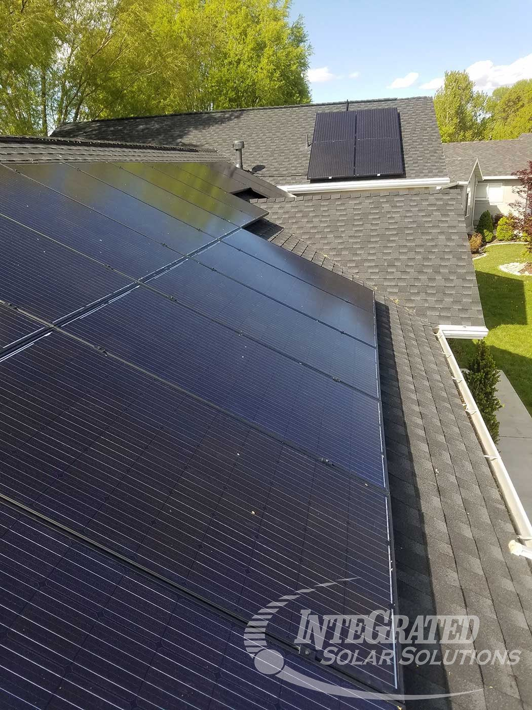 Payson Utah Solar Installation With Images Solar Installation Free Solar Solar