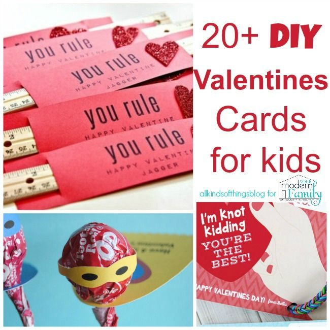20 fun diy valentines card ideas | card ideas, cards and holidays, Ideas