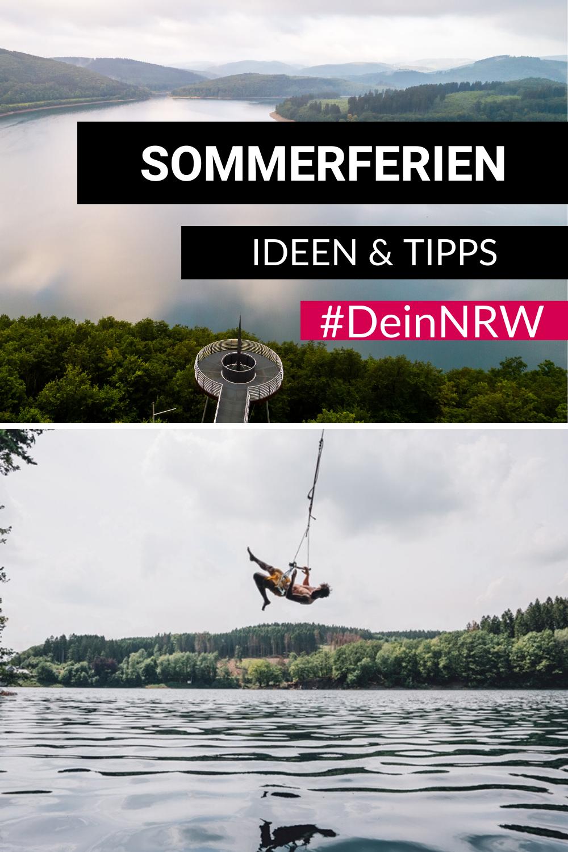 Sommerferien In Nrw Ausflugstipps In 2020 Ferien Tourismus Tagesausflug