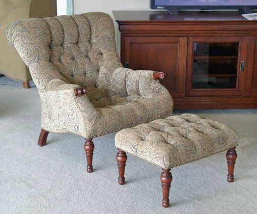 Genial The Most Comfortable Chair Ever, Going In The Family Room. Stickley LEOPOLD  Chair U0026 Ottoman