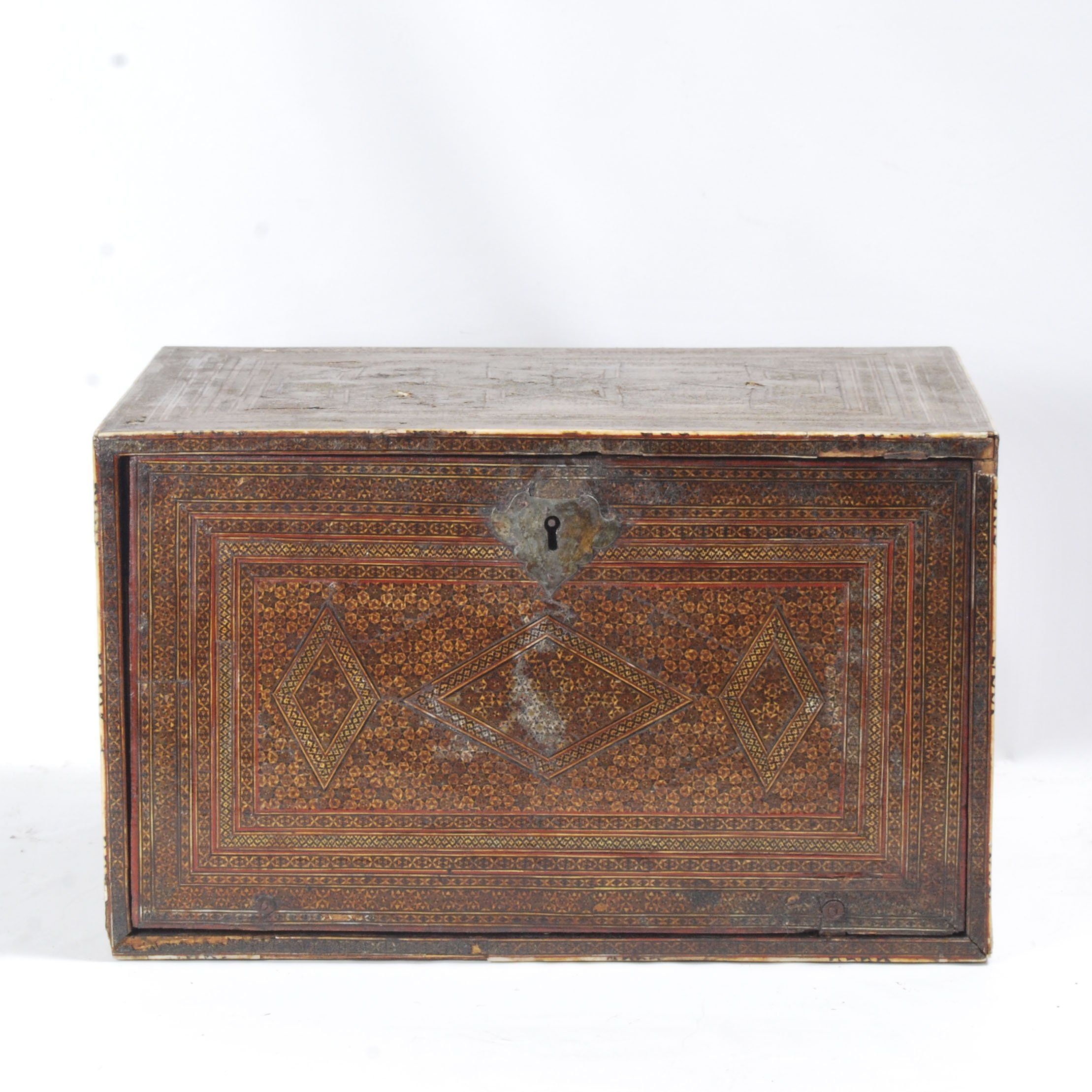 Persian Inlayed Desk Box (With images) Persian