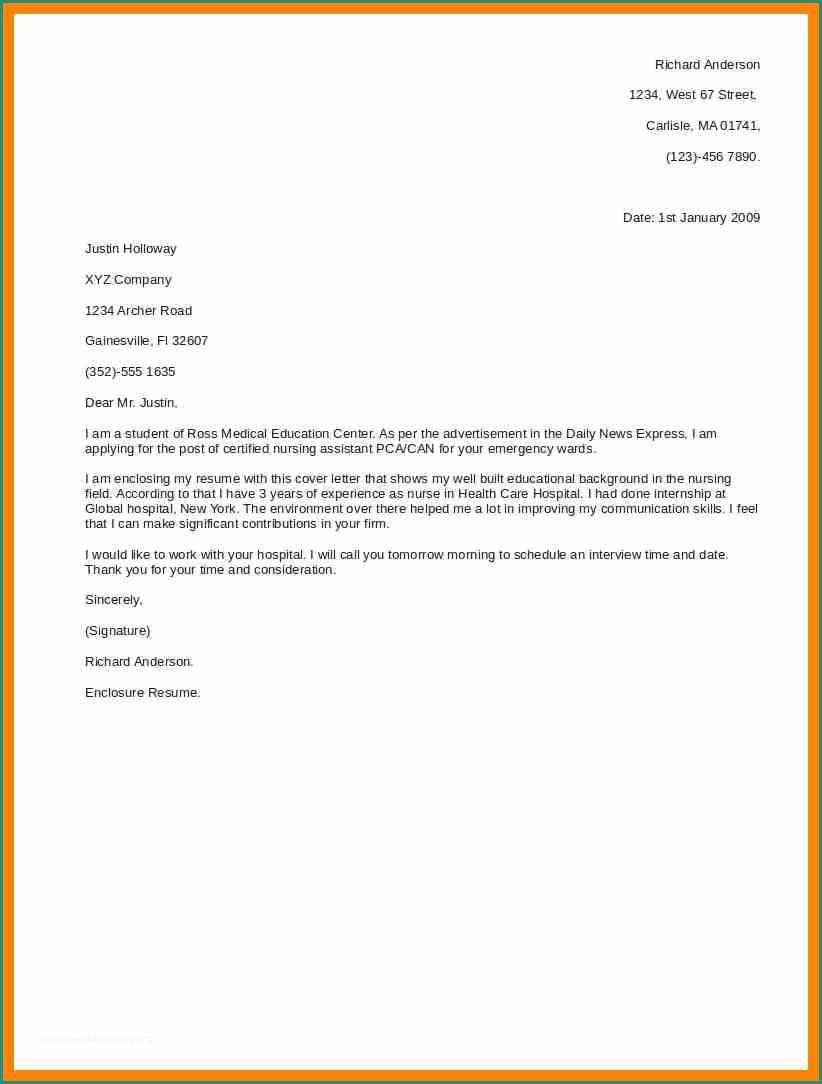 23 Short Cover Letter Sample Resume Cover Letter Cover Letter