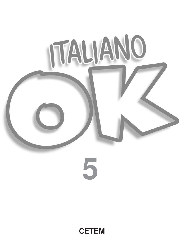 Ok Ita 5 Learning Italian