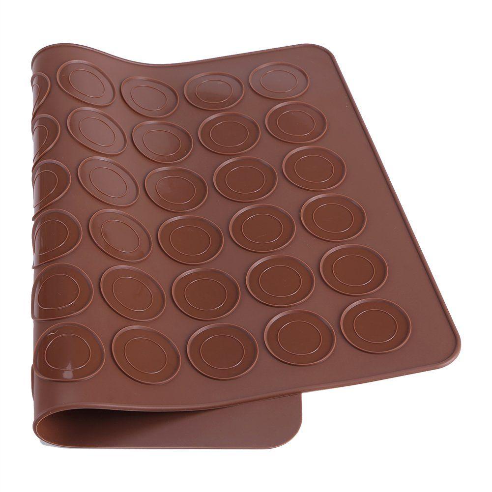 Baking sheet matymiko 48 cavities silicone mold sheet mat