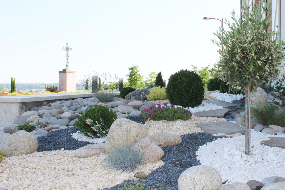 Conception de jardin, aménagement de parking, mise en valeur de ...