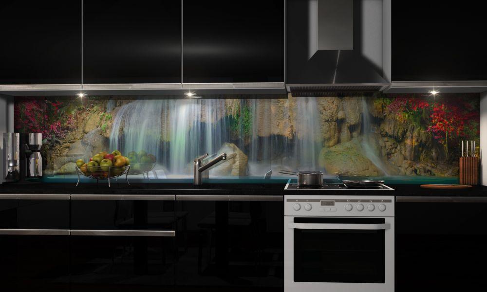 Küchenrückwand Klebefolie ~ Küchenrückwand folie küchenrückwand aus glas