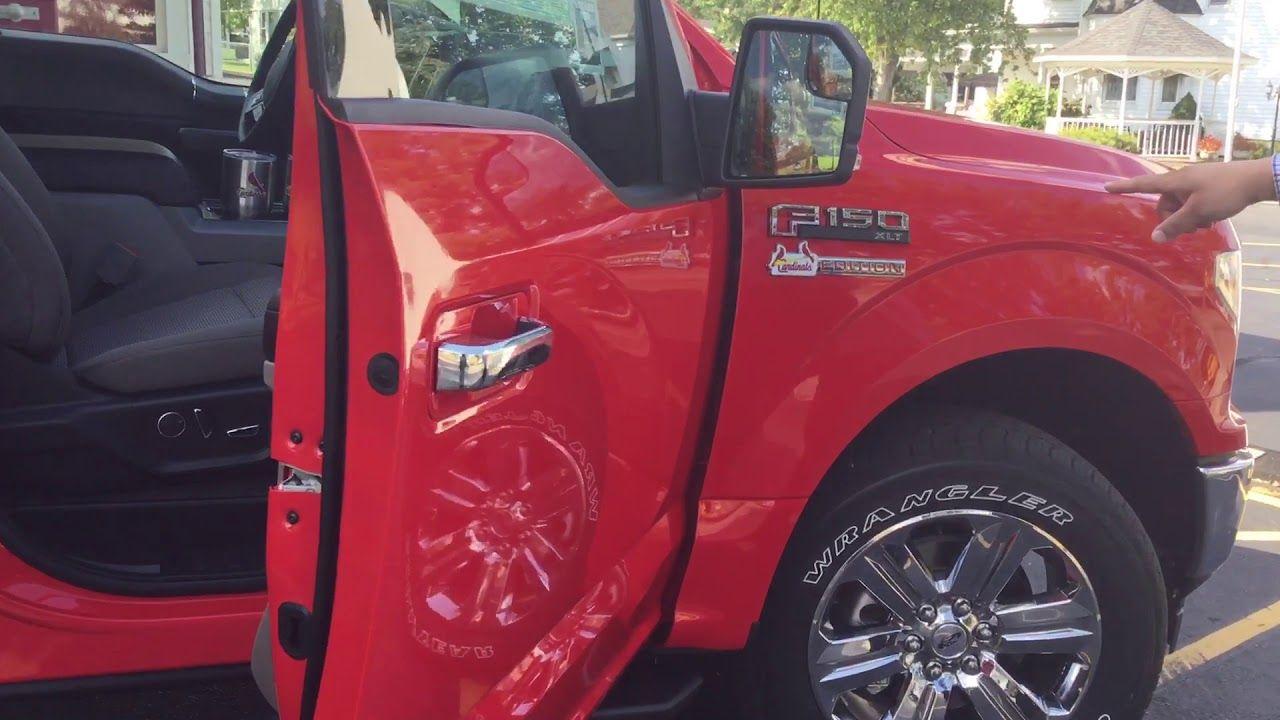 2018 Ford F 150 Truck For Sale In De Soto Mo At Auto Plaza Ford Cardina Trucks For Sale Ford Trucks Ford F150