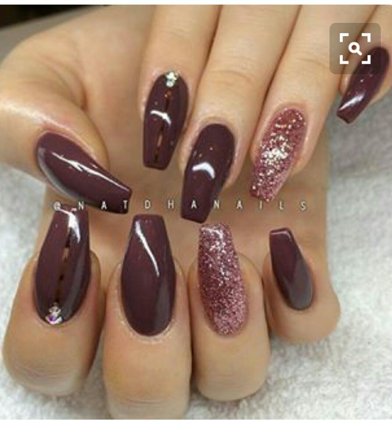 Bcakeluvr | Nailz | Pinterest | Nail nail, Makeup and Manicure