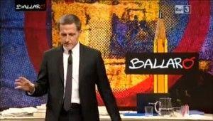 il popolo del blog,: DI BATTISTA A BALLARO' INFIAMMA LO STUDIO a ballar...