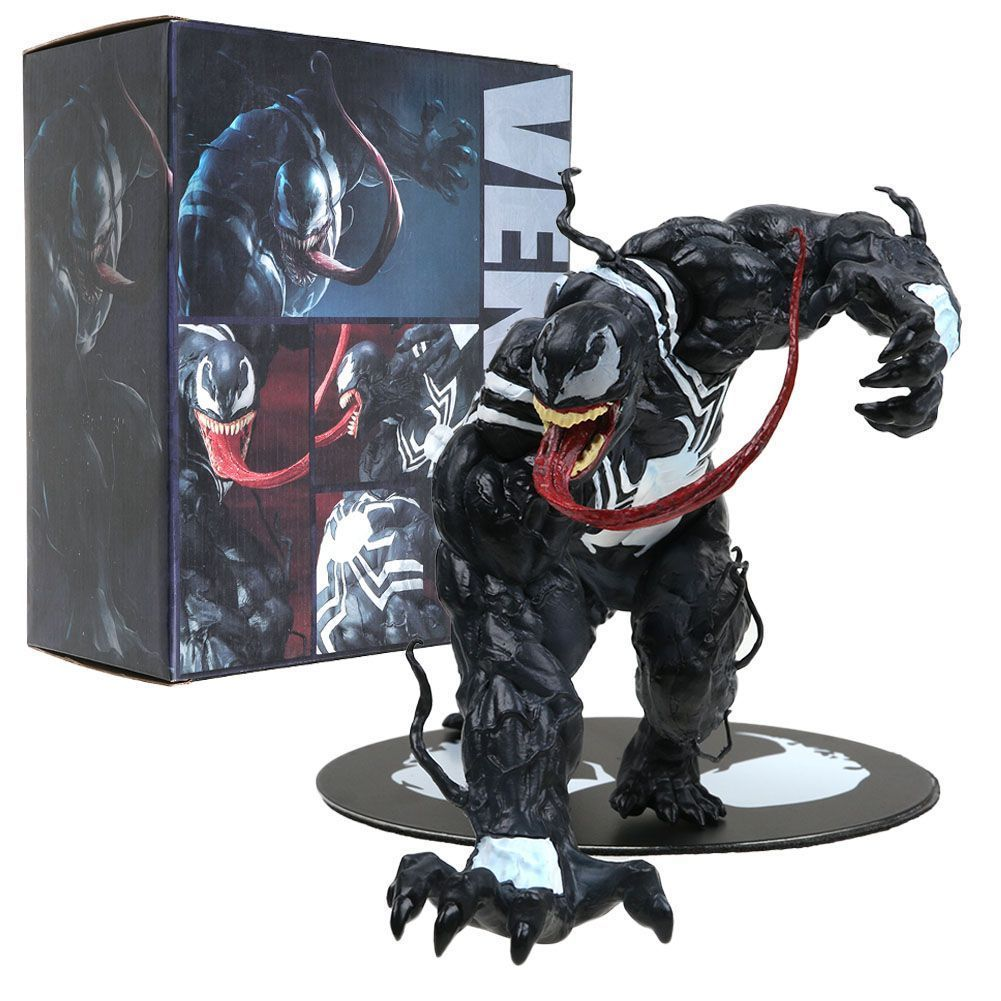 toys games no box spiderman venom 1