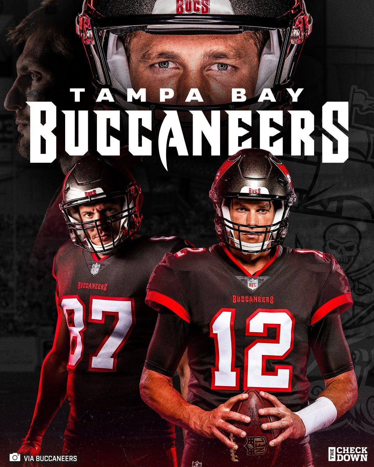 Pin By Bucmania On Firethecannons In 2020 Football Helmets Nfl Tampa Bay