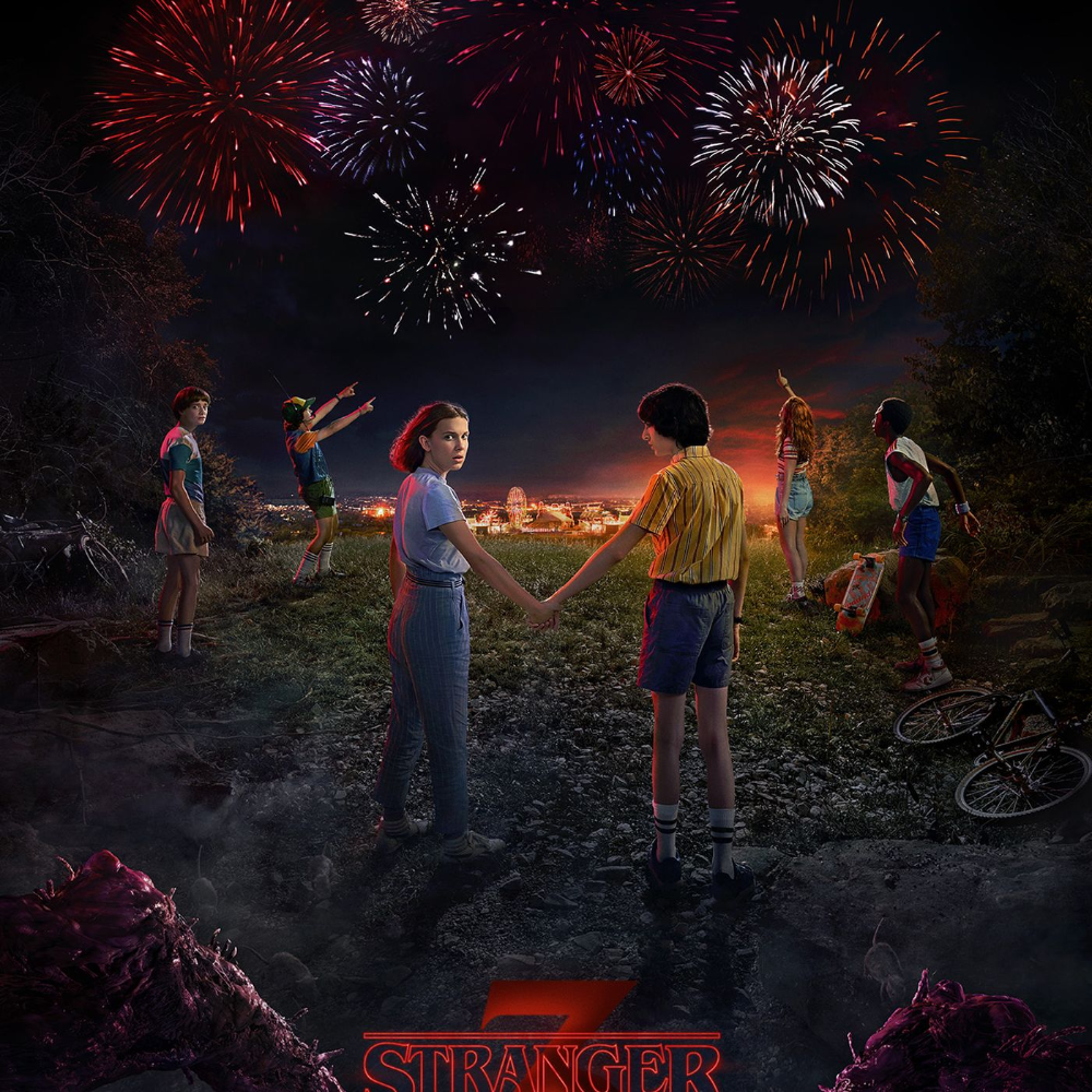 Stranger Things 3 premieres July 4, 2019. Watch the latest teaser now.