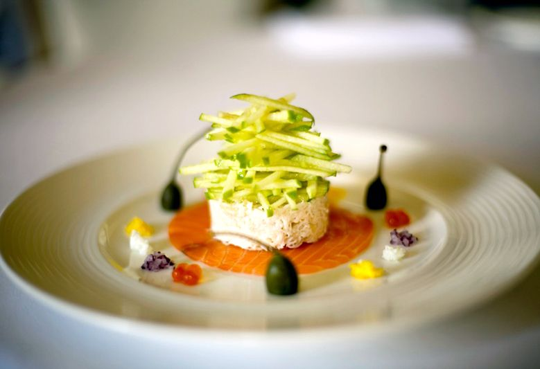 South florida fine dining critic radio show http www for Fine dining food
