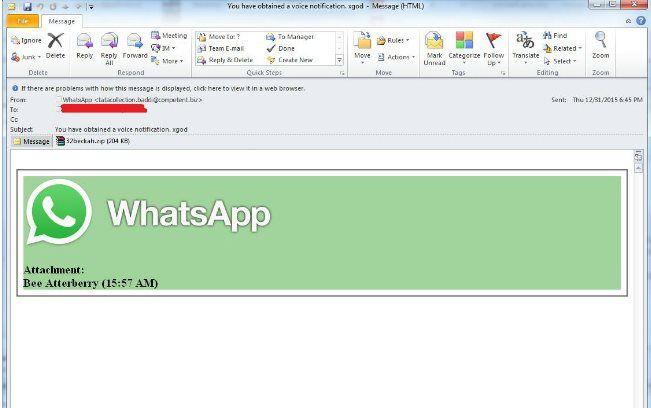 En la Comodo Antispam Labs (CASL) han identificado una nueva amenaza que está circulando por todo el mundo, un virus que se hace pasar por email ...